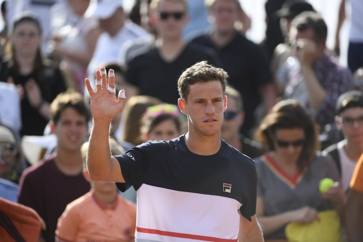 ATP Eastbourne: cade De Minaur, avanza la wildcard di casa Norrie