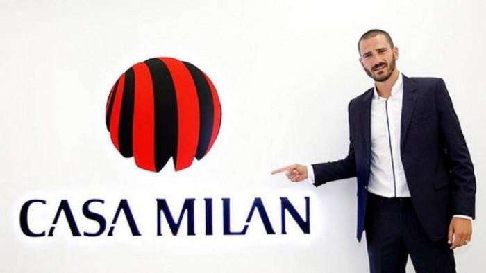 Milan, Bonucci ha firmato il contratto. Biglia è atteso in serata a Milano