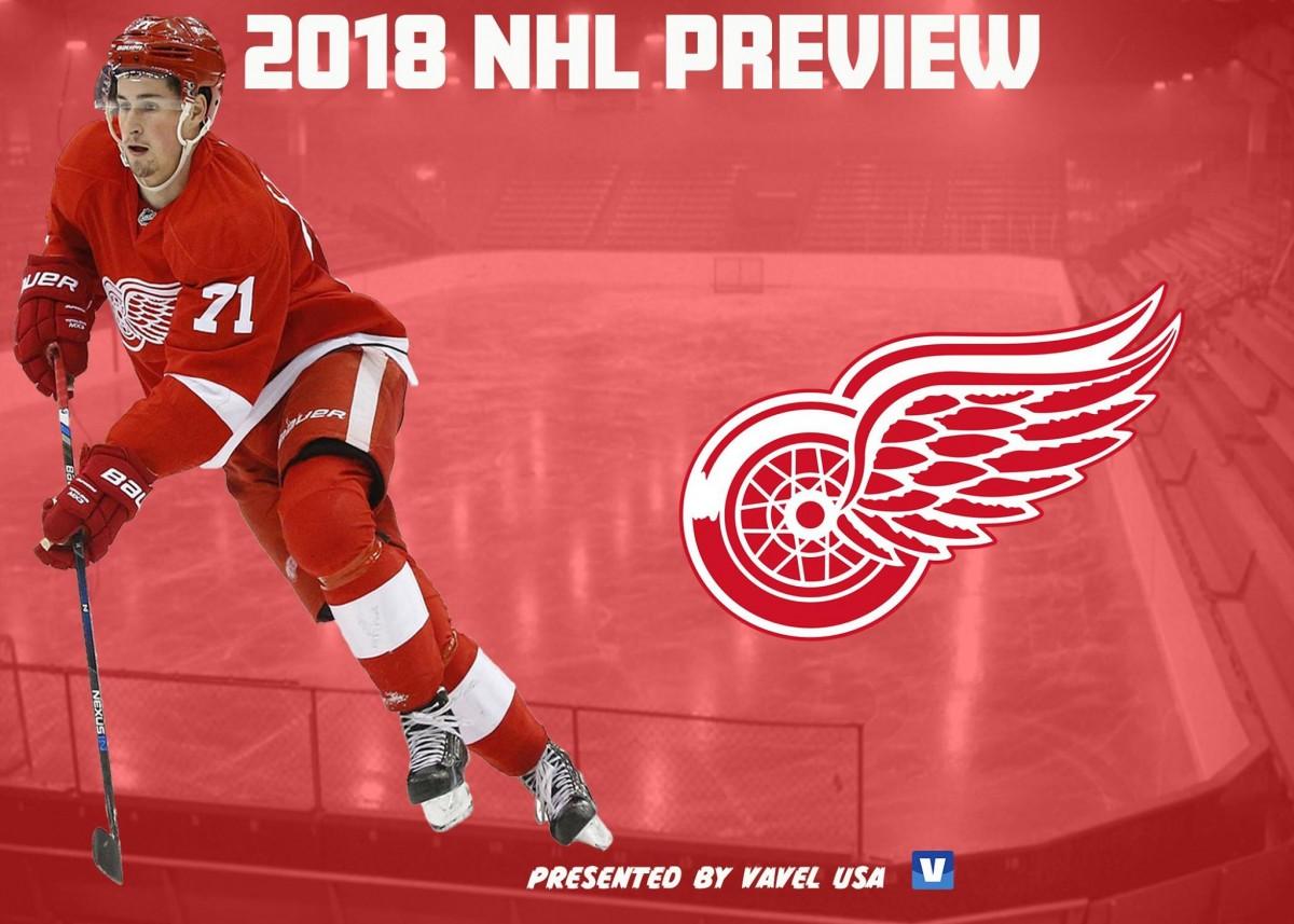 Detroit Red Wings: NHL 2018/19 season preview