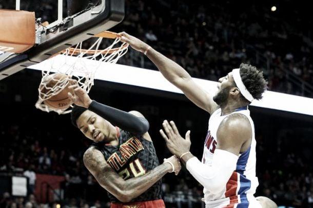 NBA, gli Hawks perdono subito all'esordio: Detroit batte Atlanta 106-94