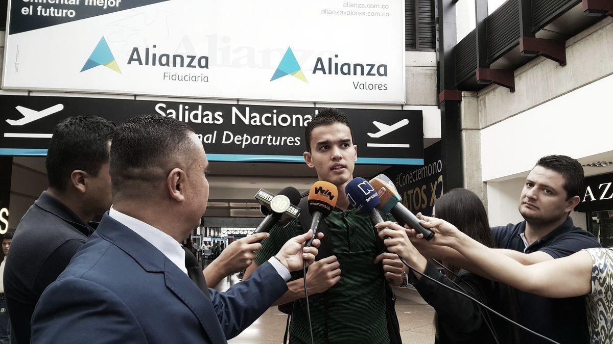 """Felipe Aguilar: """"El Huila no está donde está solo por la pelota quieta"""""""