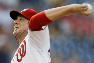 Blanqueada de los Nationals a los Phillies