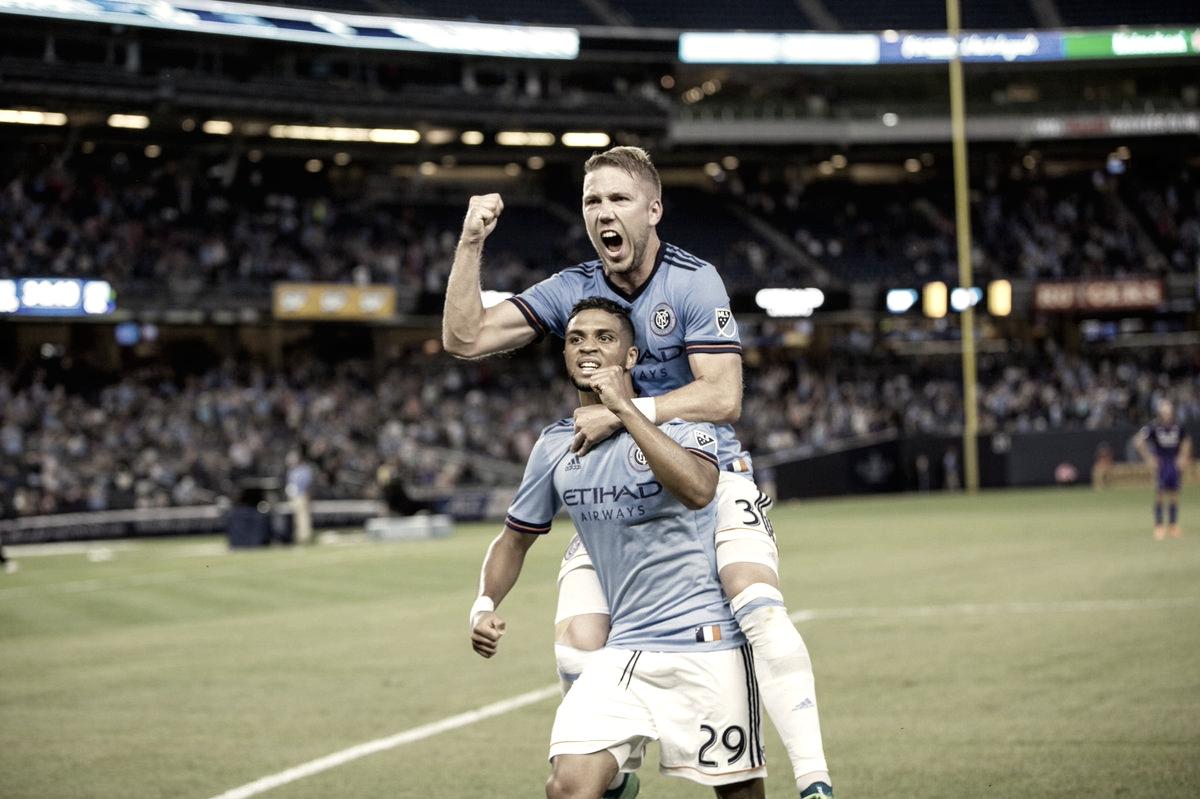 Ismael Tajouri-Shradi brace pushes NYCFC past Orlando