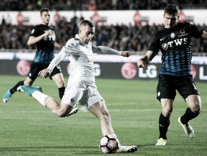 Atalanta-Milan, un punto tanto casuale quanto prezioso per la corsa Europa League