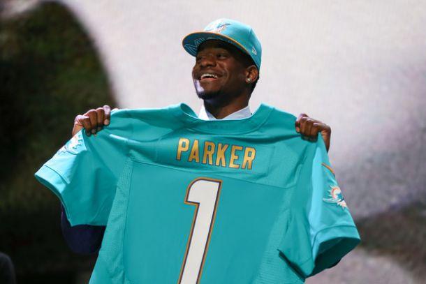 miami dolphins devante parker jersey