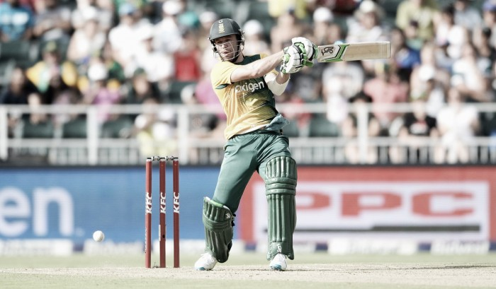 South Africa - England 2nd T20: Ab de Villers magic hands Proteas comfortable win