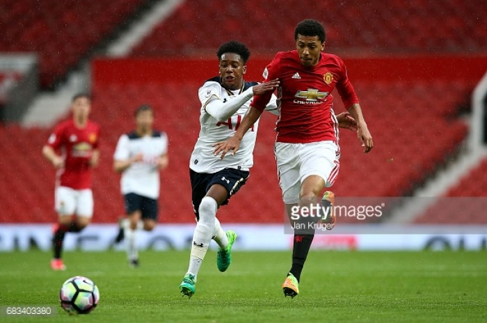 Man United youngster Devonte Redmond leaves on loan to Scunthorpe United