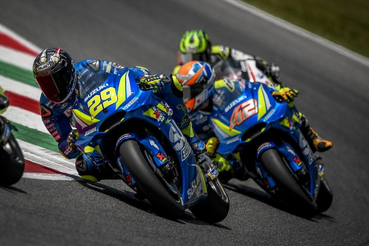 MotoGP: Suzuki al... Brivio!