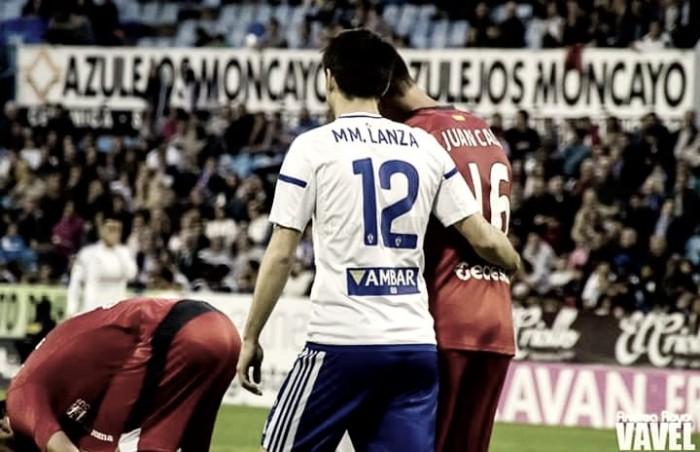 Lanzarote rescinde su contrato con el Zaragoza