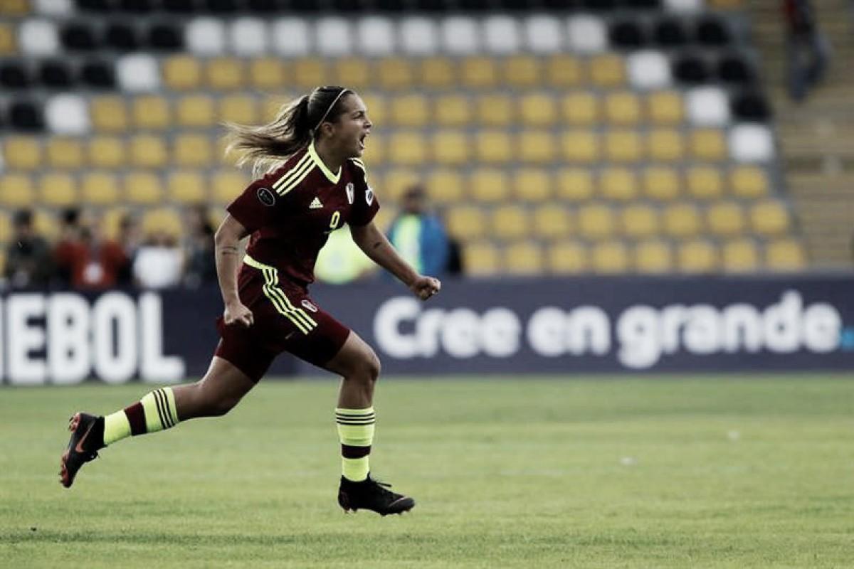 Deyna encabeza selección femenina en los CAC 2018