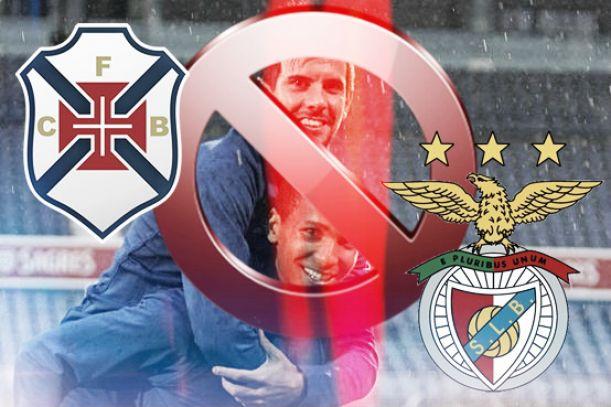 Benfica 'obriga' Belenenses a coxear na Luz sem Deyverson e Miguel Rosa