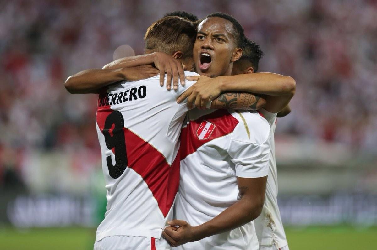 Mondiali Russia 2018 - Ufficializzati i convocati del Perù