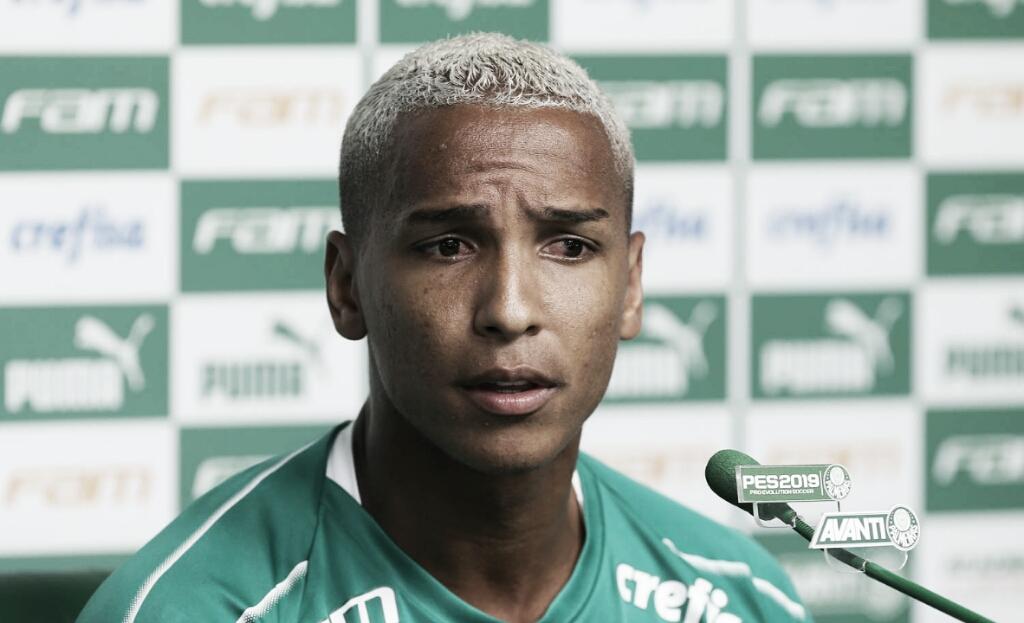"""Deyverson se diz arrependido por conta de polêmicas: """"Quero pedir desculpa ao Palmeiras"""""""