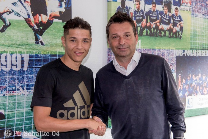 French starlet Amine Harit completes Schalke move