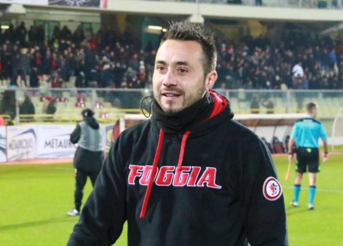Benevento, la conferenza stampa di Roberto De Zerbi
