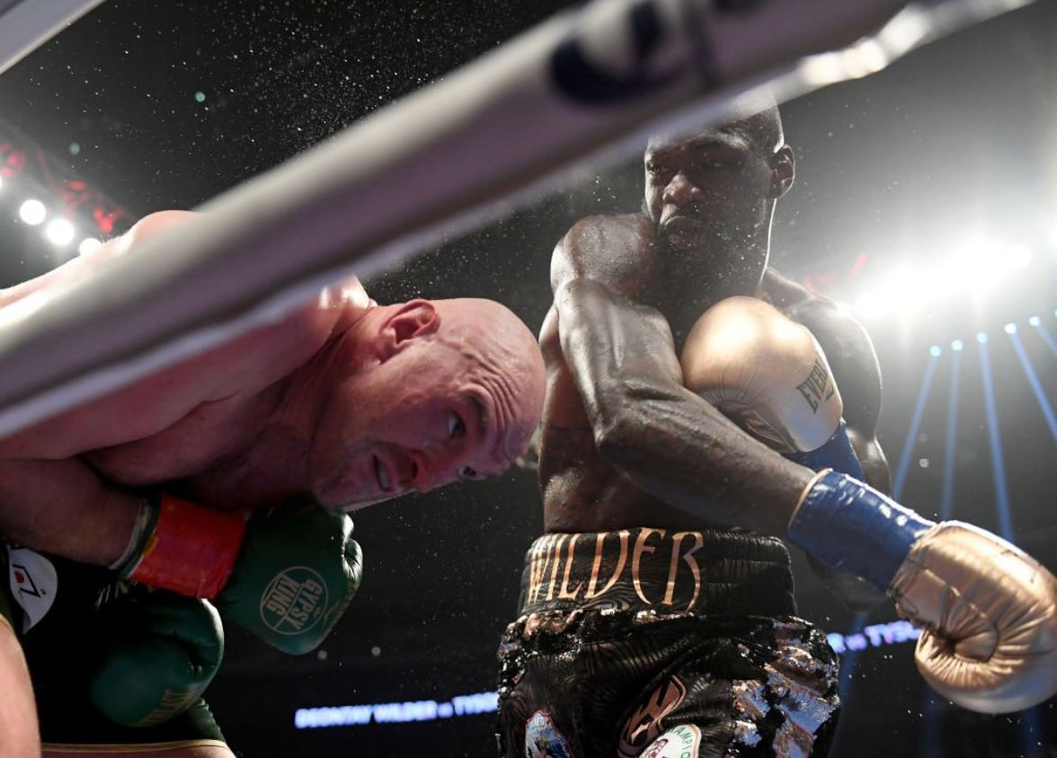Fury - Wilder termina in parità, pronto il secondo match