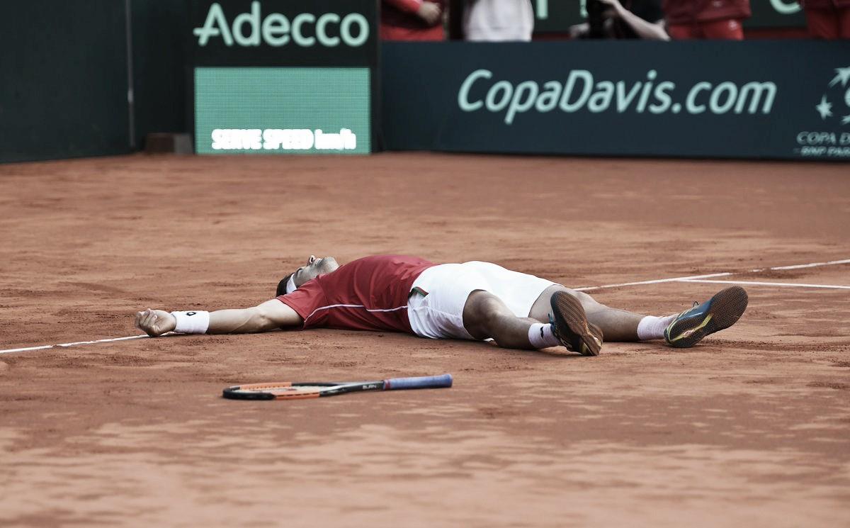 Davis Cup, rimonta Spagna. Avanti Croazia e USA