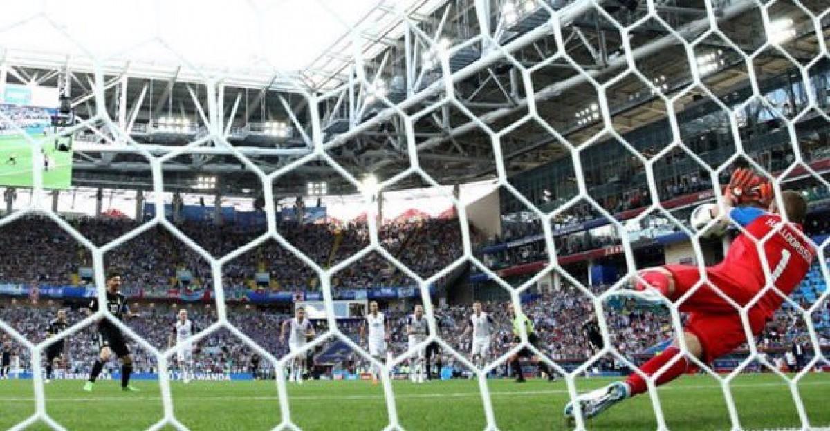 Islandia a la altura del debut y al nivel de la copa