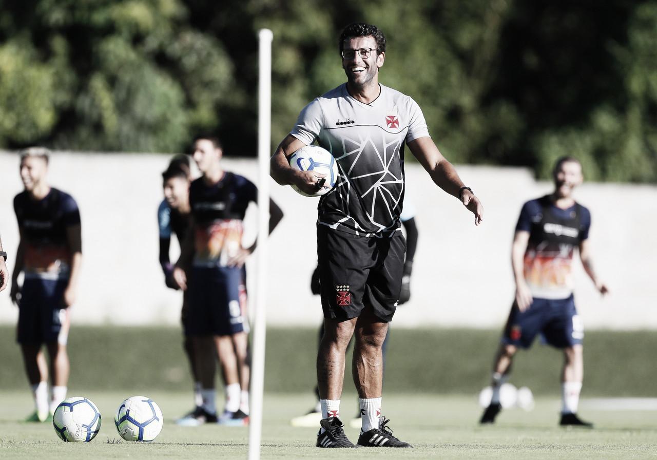 """Valentim exalta recepção ao Vasco em Petrolina e estabelece objetivo   """"Ganhar a Copa do aedd43dbfacda"""