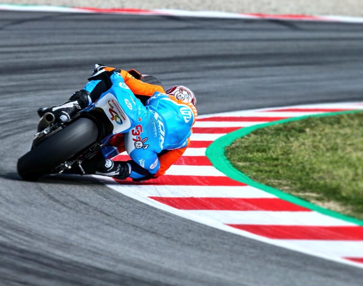 Moto2: arriva la conferma di Augusto Fernandez