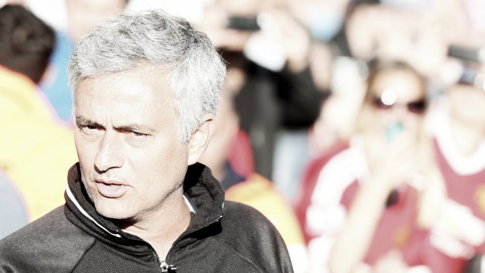 Mourinho happy after United impress in Gothenburg