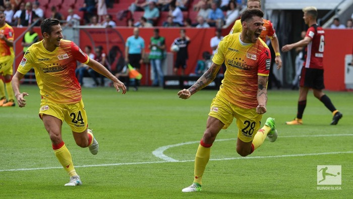 FC Ingolstadt 04 0-1 1. FC Union Berlin: Trimmel strike hands Schanzer losing start