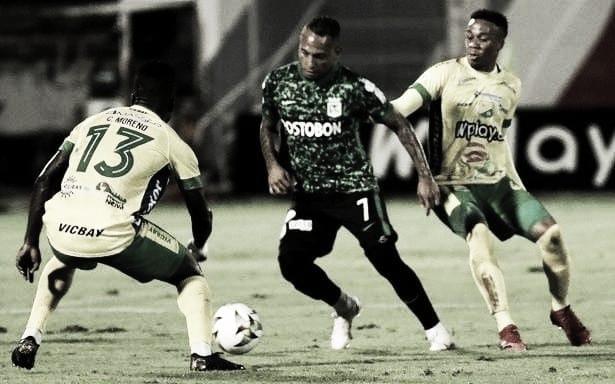 Ganó, gustó y goleó: Atlético Nacional paseó y clasificó a la siguiente fase en Neiva