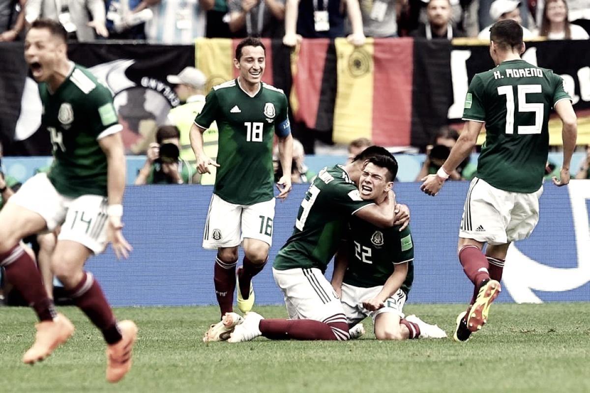 Análisis táctico de México en su debut victorioso ante la campeona Alemania