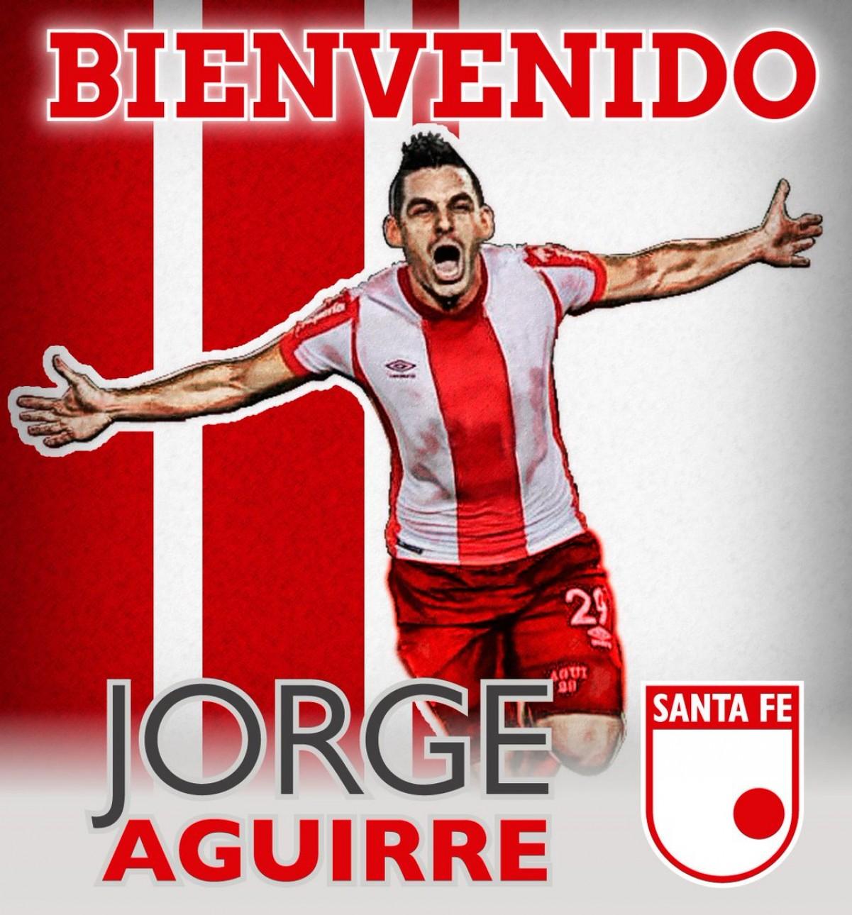 Santa Fe completa su cuarto refuerzo para la temporada 2018-II