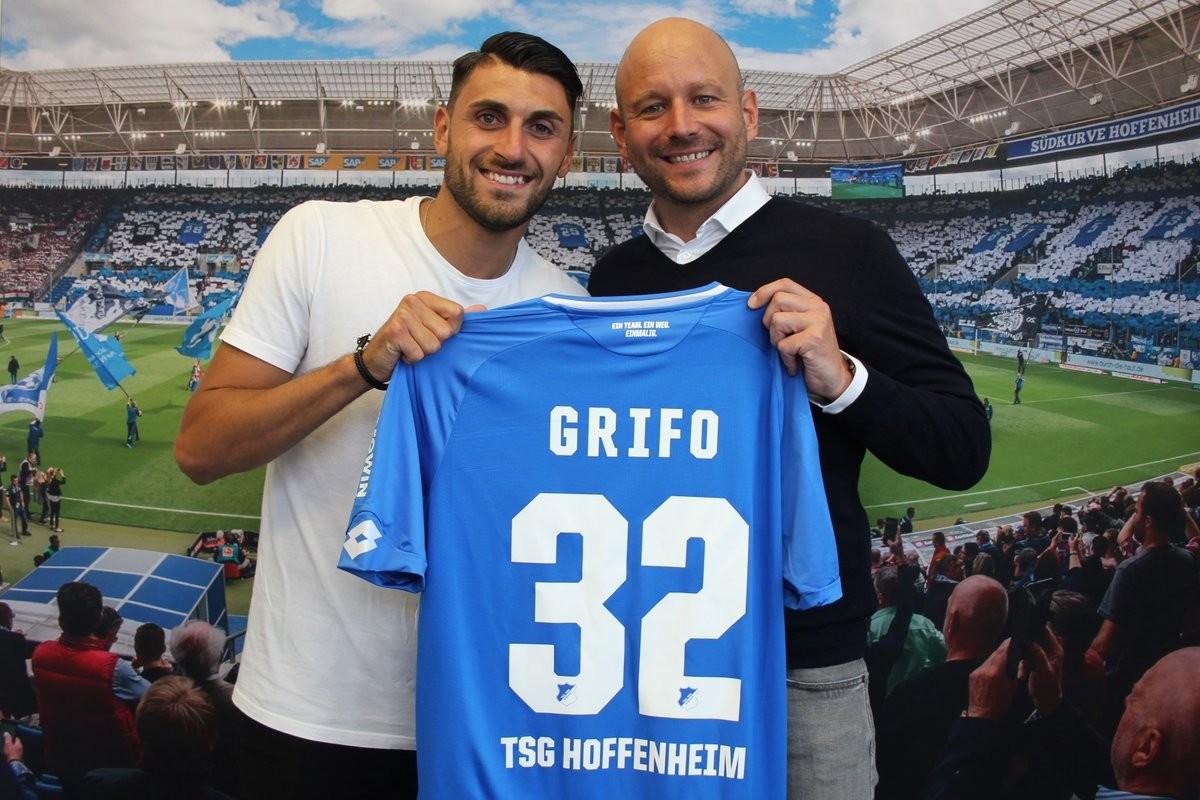 Vincenzo Grifo seals return to Hoffenheim