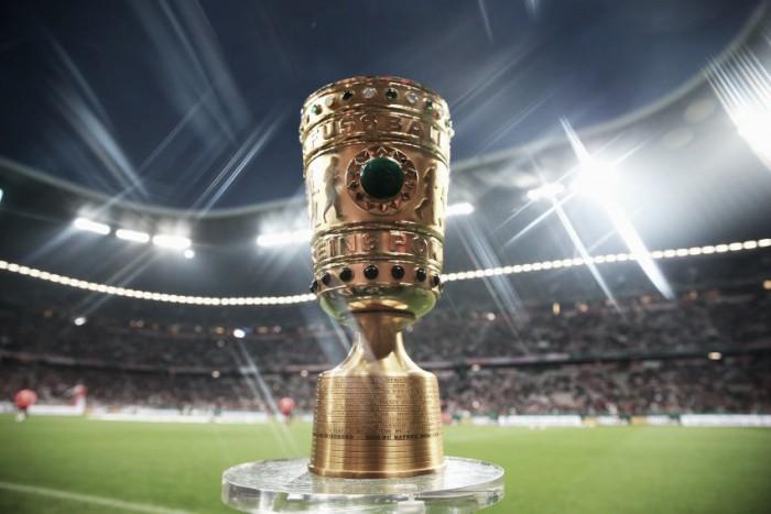 Definidos os confrontos da 2ª fase da DFB Pokal
