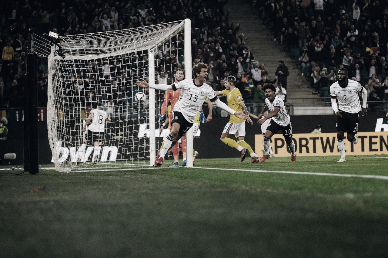Gols e melhores momentos de Macedônia do Norte 0x4 Alemanha pelas Eliminatórias Europeias da Copa do Mundo 2022