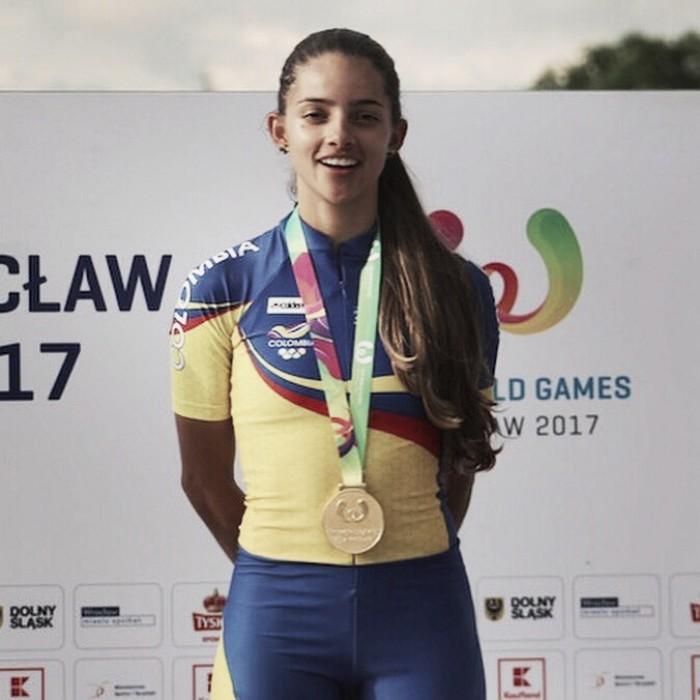 Fin de semana fructífero para Fabriana Arias en los Juegos mundiales
