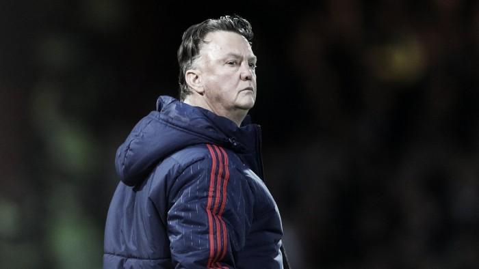 Van Gaal praises Manchester United young guns