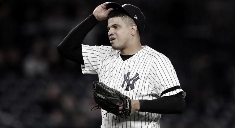 Los Yankees no podrán contar con Betances