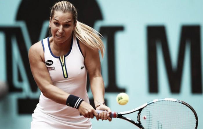 Cibulkova venceChirico com facilidade e está na final do Masters 1000 de Madri