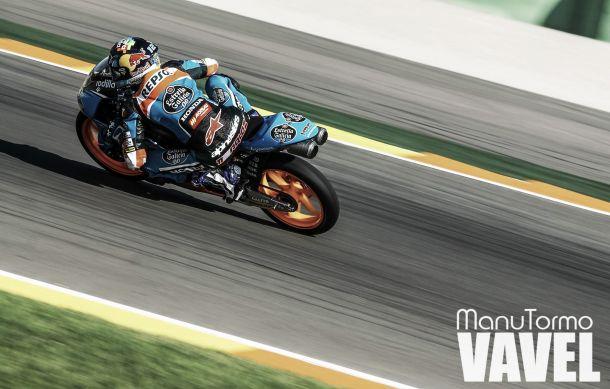 Clasificación de Moto3 del GP de Valencia 2014 en vivo y en directo online
