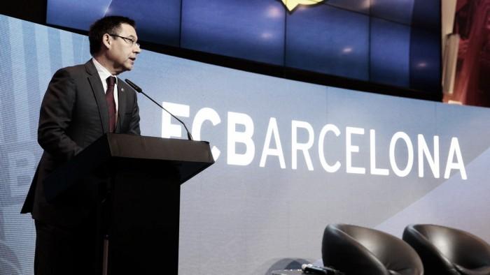 Presidente do Barcelona afirma que Messi irá encerrar carreira no clube catalão
