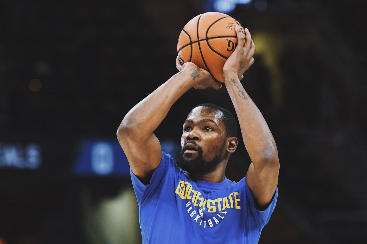 "NBA Finals 2018: parola ai Warriors. Coach Kerr: ""Durant è fenomenale"""