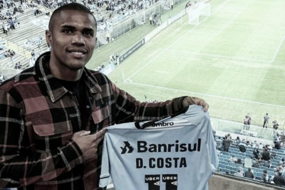 ANÁLISE: Como Douglas Costa jogará no Grêmio?