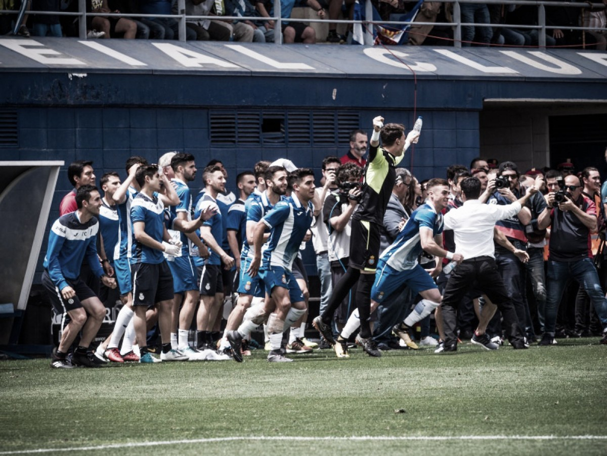 Àlex López, Gonzalo Ávila y Javi Puado tendrán ficha con el primer equipo la temporada que viene