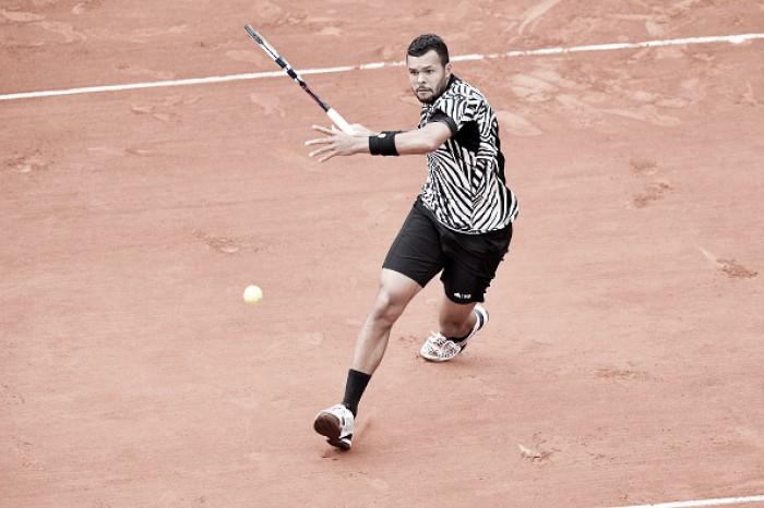 Tsonga estreia com boa vitória contraStruff em Roland Garros