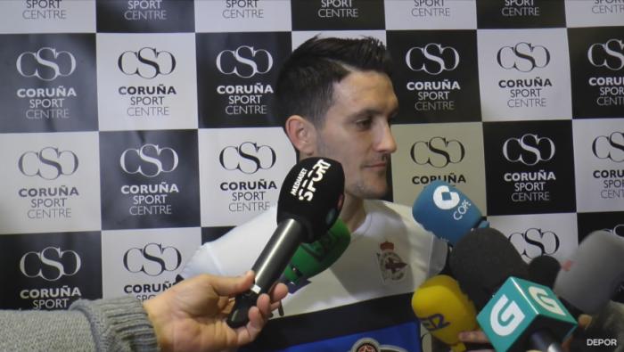 """Luis Alberto: """"Nos ha venido muy bien volver a ganar"""""""