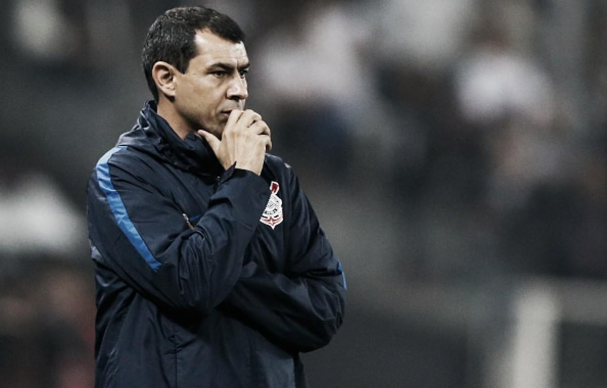 Carille aceita proposta do Al Wehda e deixa Corinthians após passagem vitoriosa no clube