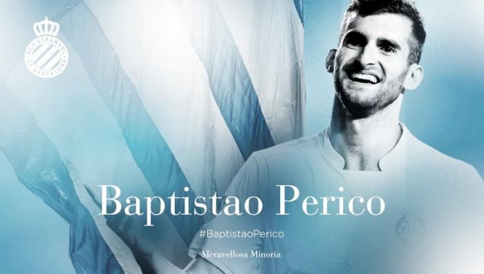 Espanyol anuncia contratação do atacante brasileiro Leo Baptistao, ex-Villarreal