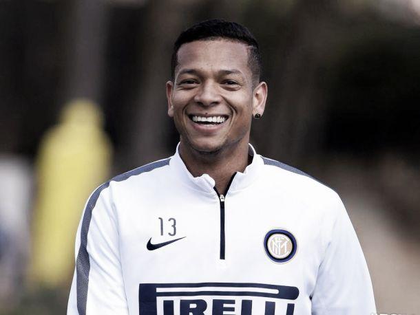 Guarín marcó en el empate del Inter