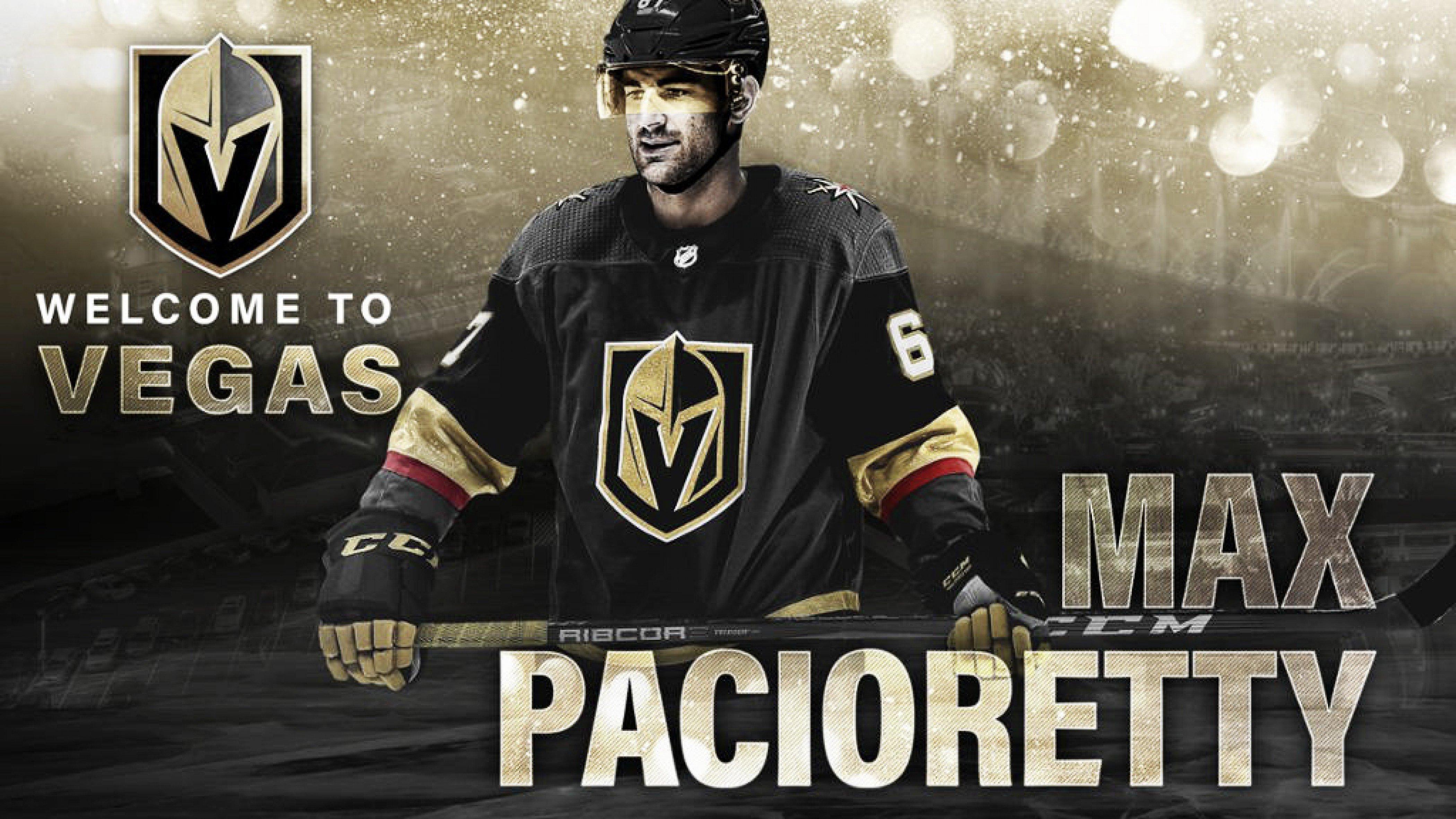 Los Habs traspasan a Pacioretty a los Golden Knights