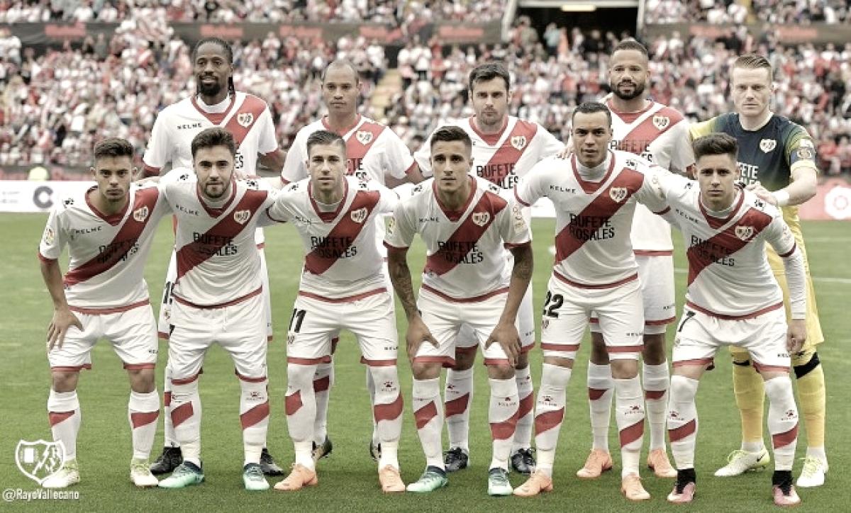 Rayo Vallecano - Lugo: puntuaciones del Rayo Vallecano, jornada 41 de Segunda División