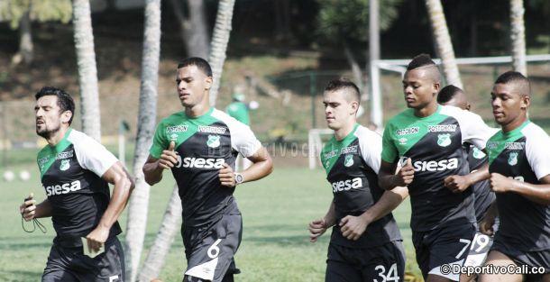 Ya están los convocados para visitar al Medellín