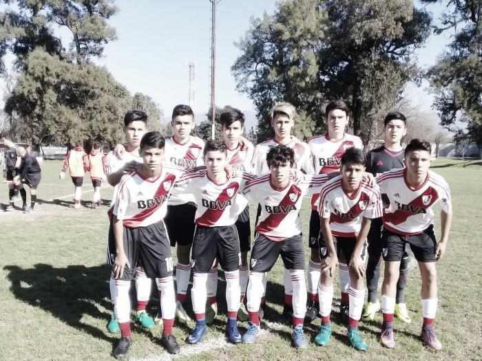 Excelente jornada frente a Atlético Tucumán